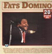 Fats Domino - 20 Greatest Hits