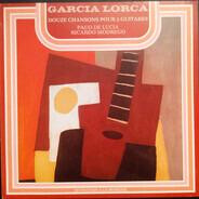 Federico García Lorca - Paco De Lucía , Ricardo Modrego - Douze Chansons Pour 2 Guitares
