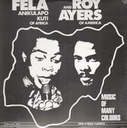 Fela Kuti And Roy Ayers - Music of Many Colours