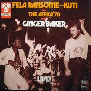 Fela Ransome Kuti & Africa 70 - Live!