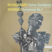 Mendelssohn-Bartholdy - Italian Symphony / Symphony No.3