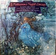 Mendelssohn (Ormandy) - A Midsummer Night's Dream