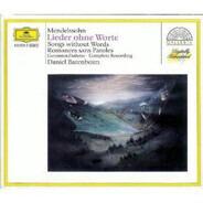 Mendelssohn (Gieseking) - Lieder Ohne Worte