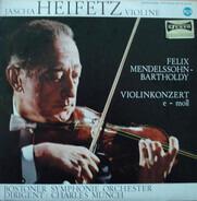 Felix Mendelssohn-Bartholdy - Jascha Heifetz - Violinkonzert E-moll