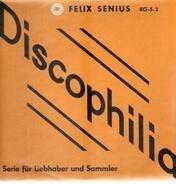 Felix Senius - Felix Senius