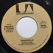 Ferrante & Teicher - Tranquillo / Everything You Always Wanted To Know About Sex But Were Afraid To Ask