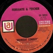 Ferrante & Teicher - Midnight Cowboy / Rock-A-Bye Baby