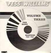 Fess Williams - The Rare Masters - Volume 3