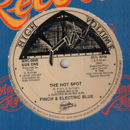 Finch & Electric Blue - The Hot Spot