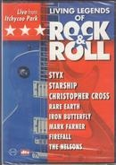 Firefall / Styx / Rare Earth a.o. - Living Legends Of Rock & Roll - Live From Itchycoo Park