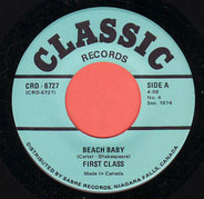 First Class / The Kiki Dee Band - Beach Baby / I've Got The Music In Me