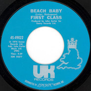 First Class - Beach baby / Surfer Queen