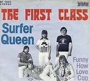 First Class - Surfer Queen