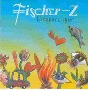 Fischer-Z - Kamikaze Shirt