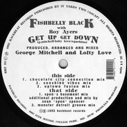 Fishbelly Black With Roy Ayers - Get Up Get Down