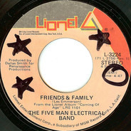 Five Man Electrical Band - Friends & Family