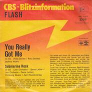 Flash - You Really Got Me