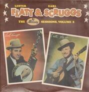 Flatt & Scruggs - The Mercury Sessions, Volume 2