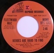 Fleetwood Mac - Heroes Are Hard to Find