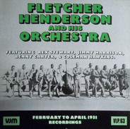 Fletcher Henderson And His Orchestra - Fletcher Henderson 1931: February to April 1931 Recordings