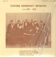 Fletcher Henderson And His Orchestra - Vol. 2 1923-1925