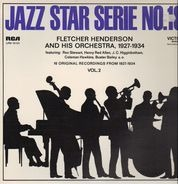 Fletcher Henderson And His Orchestra - Jazz Star Serie No. 16