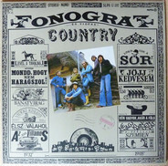 Fonográf - Country