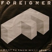 Foreigner - I Want To Know What Love Is