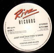 Foster & Allen - Just For Old Time's Sake