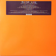 Four Tet - A Joy