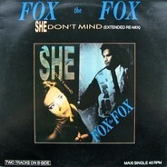 Fox The Fox - She Don't Mind (Extended Re-Mix)