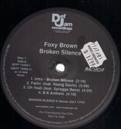 Foxy Brown - Broken Silence