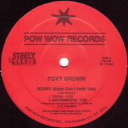 Foxy Brown - Sorry (Baby Can I Hold You)