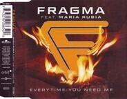 Fragma Feat. Maria Rubia - Everytime You Need Me