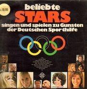France Gall, Martin Böttcher, Kirsti - Beliebte Stars singen und spielen..