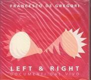 Francesco De Gregori - Left and Right