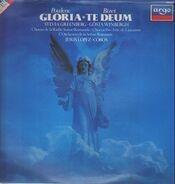 Francis Poulenc / Georges Bizet - Sylvia Greenberg • Gösta Winbergh , Chœur De La Radio Suisse Roma - Gloria / Te Deum