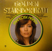 Françoise Hardy - Golden Star-Portrait