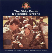 Frank De Vol / Francis Lai - The Dirty Dozen/Hannibal Brooks (Original Motion Picture Soundtracks)