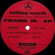 Frank Meier - EP