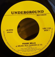 Frank Mills - Music Box Dancer / Peter Piper