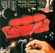 Frank Zappa And The Mothers - One Size Fits All