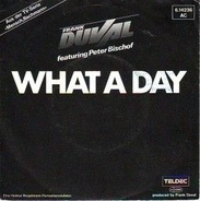 Frank Duval Featuring Peter Bischof - What A Day
