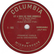 Frankie Carle And His Orchestra - Let A Smile Be Your Umbrella (On A Rainy Day)