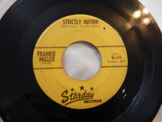 Frankie Miller - Strictly Nuthin' / Young Widow Brown