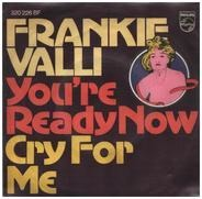 Frankie Valli - You're Ready Now