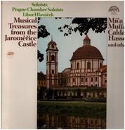 Frantisek Vaclav Mica / Gottlieb Muffat / Antonio  Caldara a.o. - Musical Treasures from the Jaromerice Castle