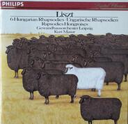 Liszt - 6 Hungarian Rhapsodies