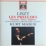 Liszt (Masur) - Les Préludes / Mazeppa / Tasso / Orpheus