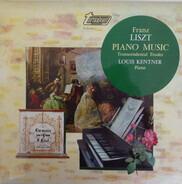 Liszt - 12 Transcendental Etudes